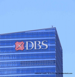 DBS Marina Bay financial centre