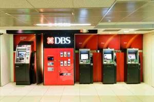 DBS ATM machines
