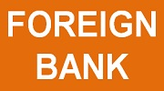 foreign bank