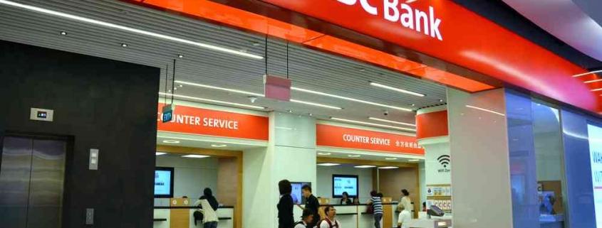 (F) OCBC branch