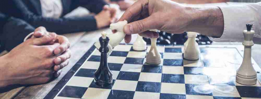 checkmate in chess - mortgage strategy