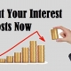 cut interest costs