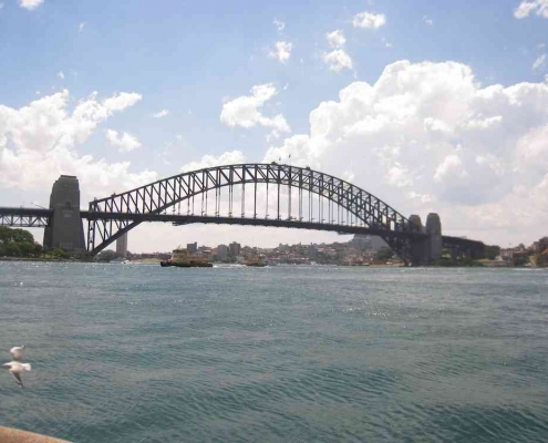 harbour bridge - financing for Sydney properties