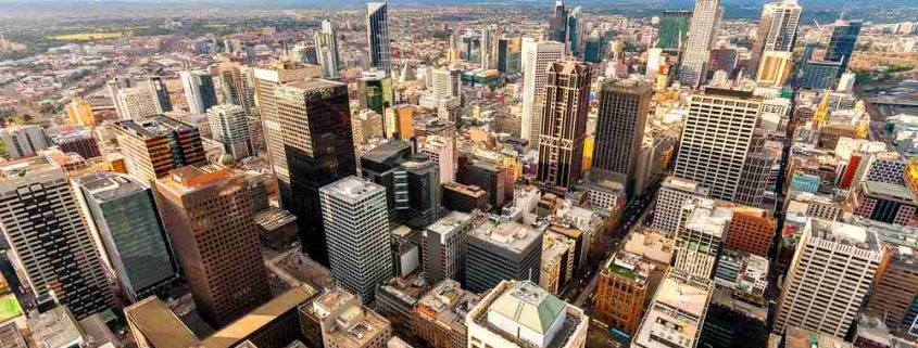 Melbourne cityview - Australia property financing