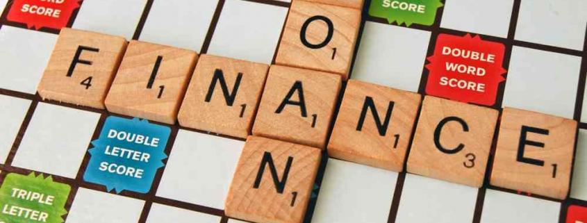 refinance loan sign