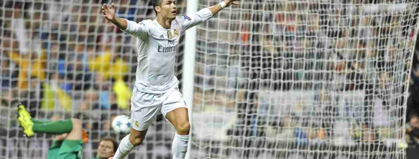 Christian Ronaldo scores goal - best attack strategy for mortgages