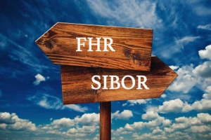 FHR vs SIBOR sign