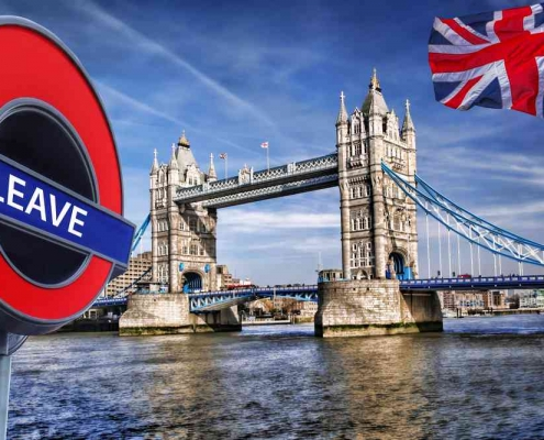 tower bridge and Brexit - how it affects interest rate