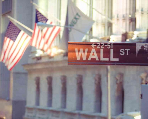 Wall Street & us fed