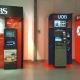 3 local banks ATM