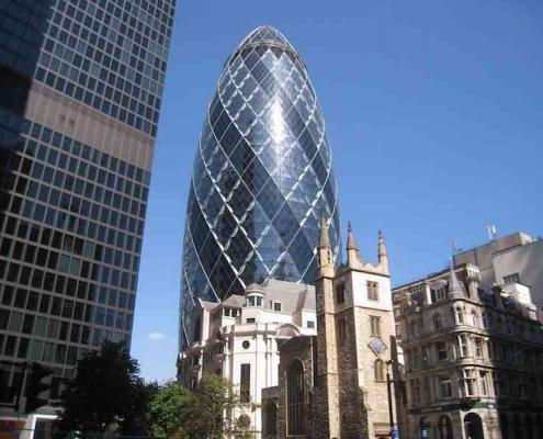 gherkin - London properties
