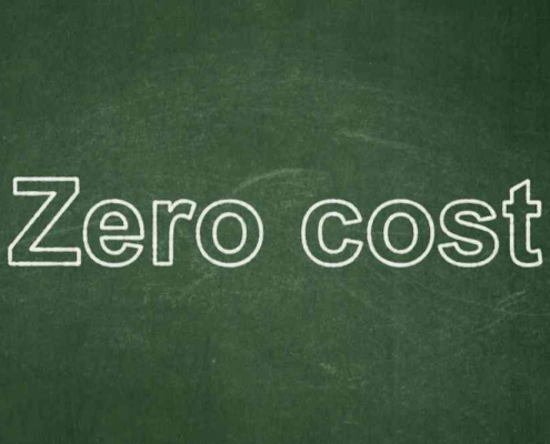 zero-cost refinancing